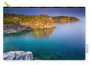 Indian Head Cove Sunrise  Carry-all Pouch