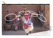 Indian Hoop Dancer Carry-all Pouch