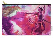 Indian Kathak Dance 87y Carry-all Pouch