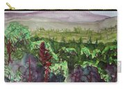Pete Gay Mountain, Indian Lake Overlook Panorama 1 Carry-all Pouch