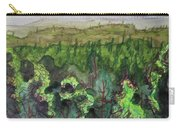 Bullhead Mountain, Indian Lake Overlook Panorama 3 Carry-all Pouch