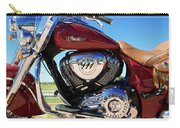 Indian Moto Blue Sky 81116 Carry-all Pouch