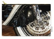 Indian Motorcycle Wheel Carry-all Pouch