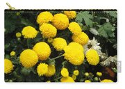 Indian Mums - Yellow Chaamanthi Carry-all Pouch
