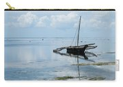 Indian Ocean At Lowtide Carry-all Pouch