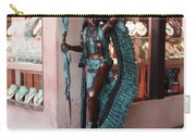 Indian On The Square Sante Fe Nm Carry-all Pouch