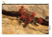 Indian Paint Brush Carry-all Pouch