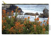 Indian Paintbrush At Point Lobos Carry-all Pouch