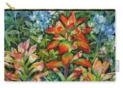 Indian Paintbrush Carry-all Pouch