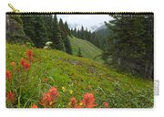 Indian Paintbrush Window Into The San Juans Carry-all Pouch