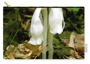 Indian Pipes - Monotropa Uniflora Carry-all Pouch