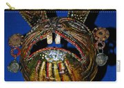 Indian Rabbit Mask Carry-all Pouch