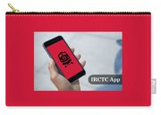 Indian Railways Info App Carry-all Pouch