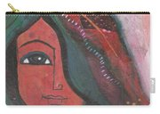 Indian Rajasthani Woman Carry-all Pouch