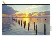 Indian River Sunrise Carry-all Pouch