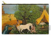 Indian Romance Carry-all Pouch