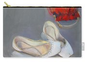 White Shoes  Carry-all Pouch