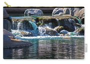 Indian Wells Waterfall Carry-all Pouch