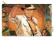 Indiana Jones Raiders Of The Lost Ark 1981 Carry-all Pouch