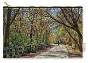 Indiana Monon Trail Carry-all Pouch