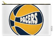 Indiana Pacers Retro Shirt Carry-all Pouch
