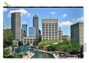 Indianapolis Canal Carry-all Pouch