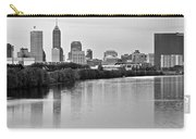 Indianapolis Charcoal Panoramic Carry-all Pouch