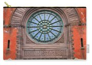 Indianapolis Union Station Building Carry-all Pouch