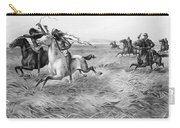 Indians/u.s. Military, 1876 Carry-all Pouch