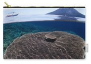 Indonesia, Coral Reef Carry-all Pouch