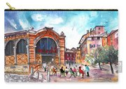 Indoor Market In Albi Carry-all Pouch
