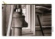 Indoor Plumbing Carry-all Pouch
