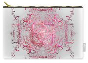 Indulgent Pink Lace Carry-all Pouch