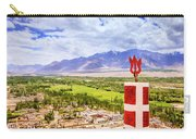 Indus Valley Carry-all Pouch