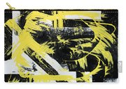 Industrial Abstract Painting I Carry-all Pouch