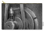 Industrial Detail Carry-all Pouch