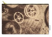 Industrial Gears Carry-all Pouch