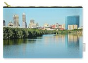 Indy White River View Carry-all Pouch
