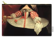 Inez De Zuniga - Countess Of Monterrey Carry-all Pouch