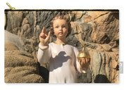 Infant Jesus Of Prague Carry-all Pouch