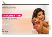 Infertility Treatment From Best Ivf Centre In India Carry-all Pouch