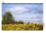 Infinite Gold Sunlight Landscape Carry-all Pouch