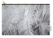 Infrared Palm Abstract Carry-all Pouch