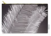 Infrared Palm Frond Carry-all Pouch