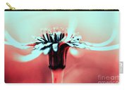 Infrared Wildflower Carry-all Pouch