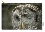 Injured Owl Carry-all Pouch