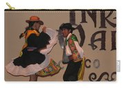 Inka Dancers Carry-all Pouch