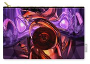 Inner Feelings Abstract Carry-all Pouch