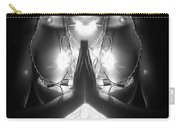 Inner Illumination - Self Portrait Carry-all Pouch