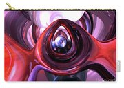 Inner Peace Abstract Carry-all Pouch